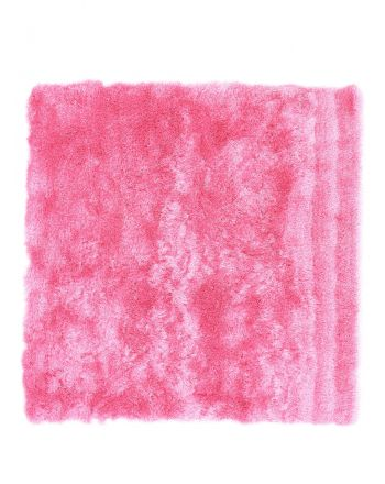 Tapis à poils longs Breeze Rose