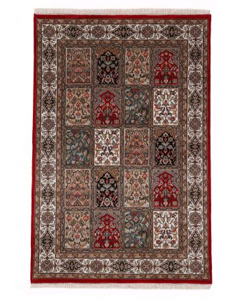 Tapis Bachtiar Rouge
